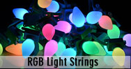 RGB light strings